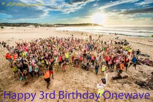 happy birthday onewave
