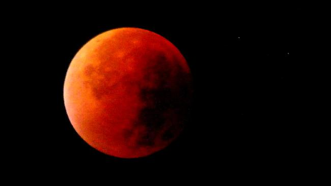 blood moon eclipse in leo - photo #7