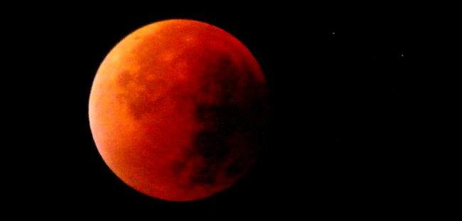blood moon eclipse leo - photo #5